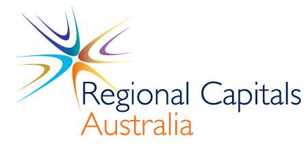 Regional Capitals Australia